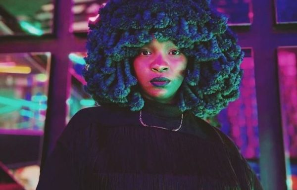 Inside Moonchild Sanelly's celebration as she featured on the FIFA 2022 soundtrack
