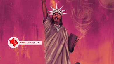 Naira Marley - First Time In America