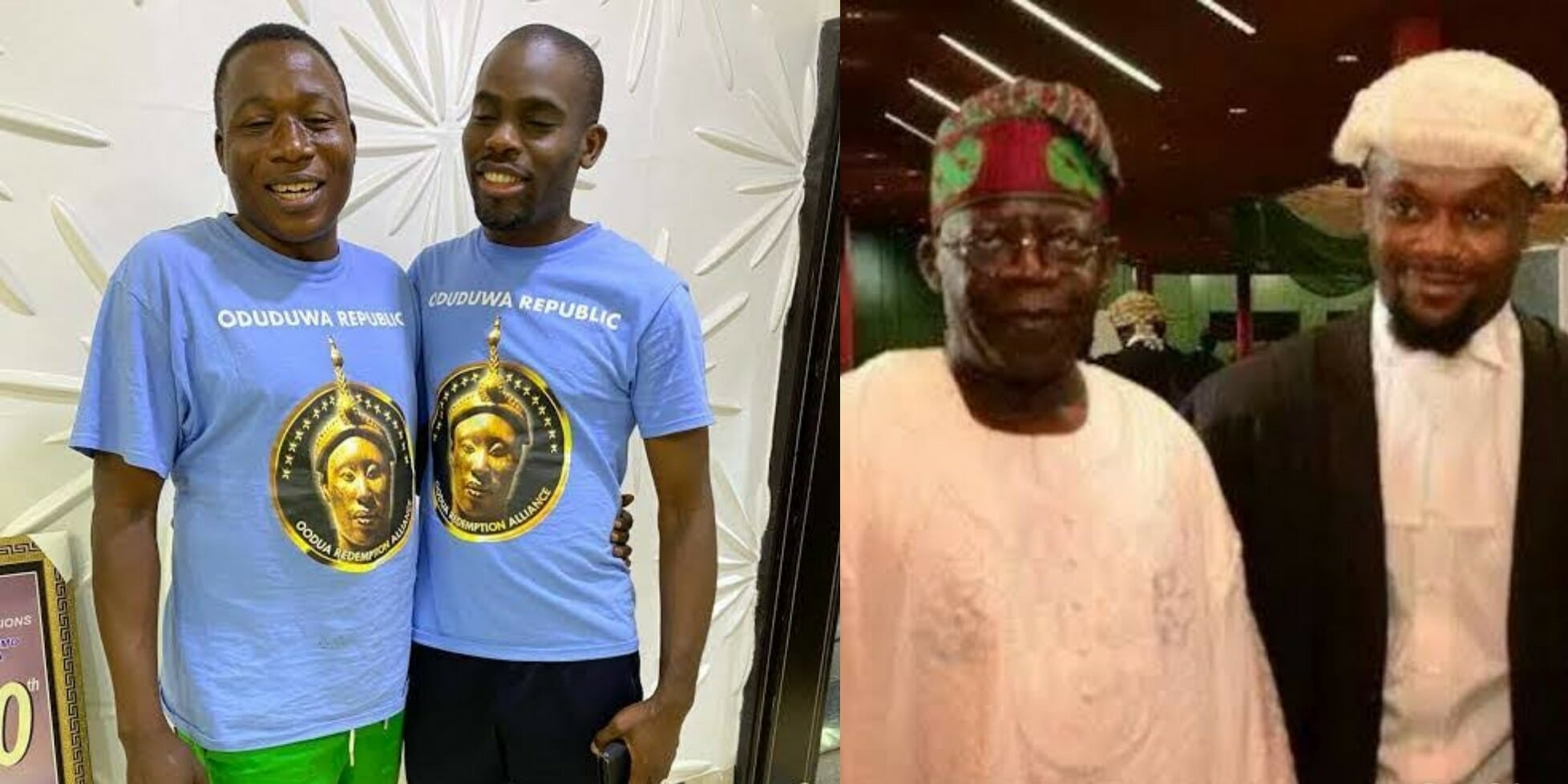 Sunday Igboho's Spokesman Blows Hot After His Followers Begged For Financial Assistance From Seyi Tinubu