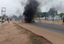 Angry mob sets suspected thief ablaze in Lagos
