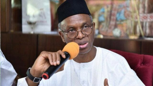 El-Rufai reacts to PDP's victory in his polling unit