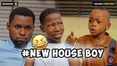 NEW HOUSEBOY - EPISODE 5   HOUSE KEEPERS SERIES   MARK ANGEL COMEDY