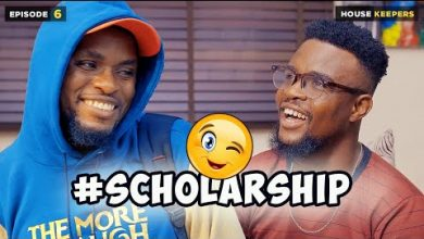 SCHOLARSHIP - EPISODE 6 | HOUSE KEEPERS SERIES | MARK ANGEL COMEDY