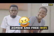 Zombie And Free-Wifi - Throw Back Monday (Mark Angel Comedy)