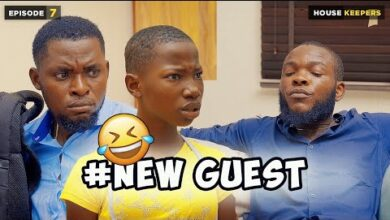 NEW GUEST - EPISODE 7 | HOUSE KEEPERS SERIES