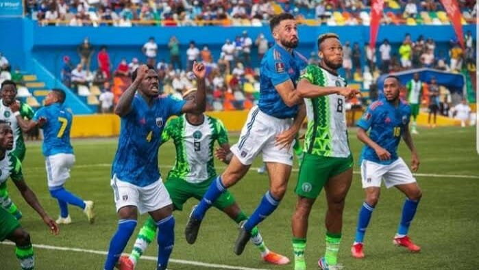 2022 WCQ: Super Eagles edge Cape Verde, stay firm on top of Group C