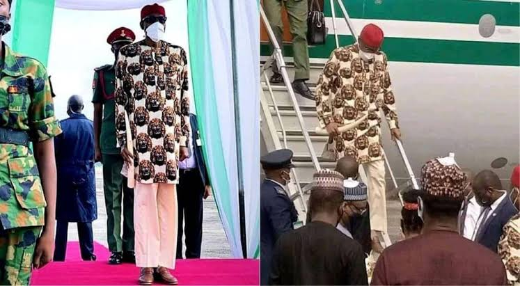 Buhari's visit to Imo not for 2023 elections – Uzodinma