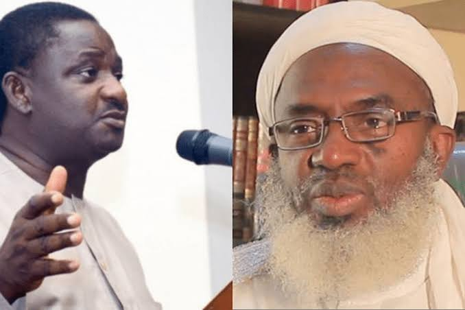 Sheikh Gumi blasts Buhari's aide over 'bandit-lover' tag