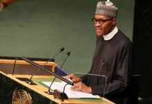 UN general assembly: Buhari calls for outright cancellation of debts