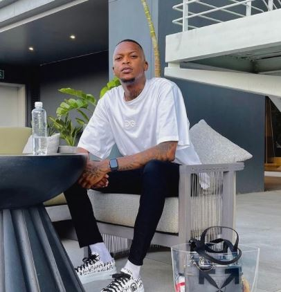 Oscar Mbo reflects on his journey when he released 'Golden Power' album as an independent artist