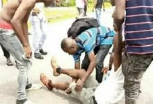 Policeman shoots protesting Julius Berger worker dead in Rivers