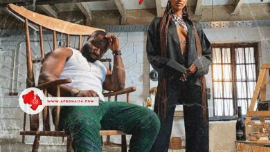 Harrysong - Be by Me Mp3