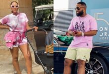 Cassper's baby mama, Thobeka is ready for a second child