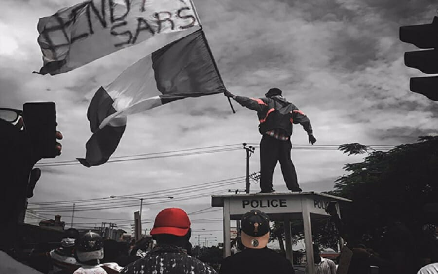 #EndSARS: Lagos police warns against anniversary protest