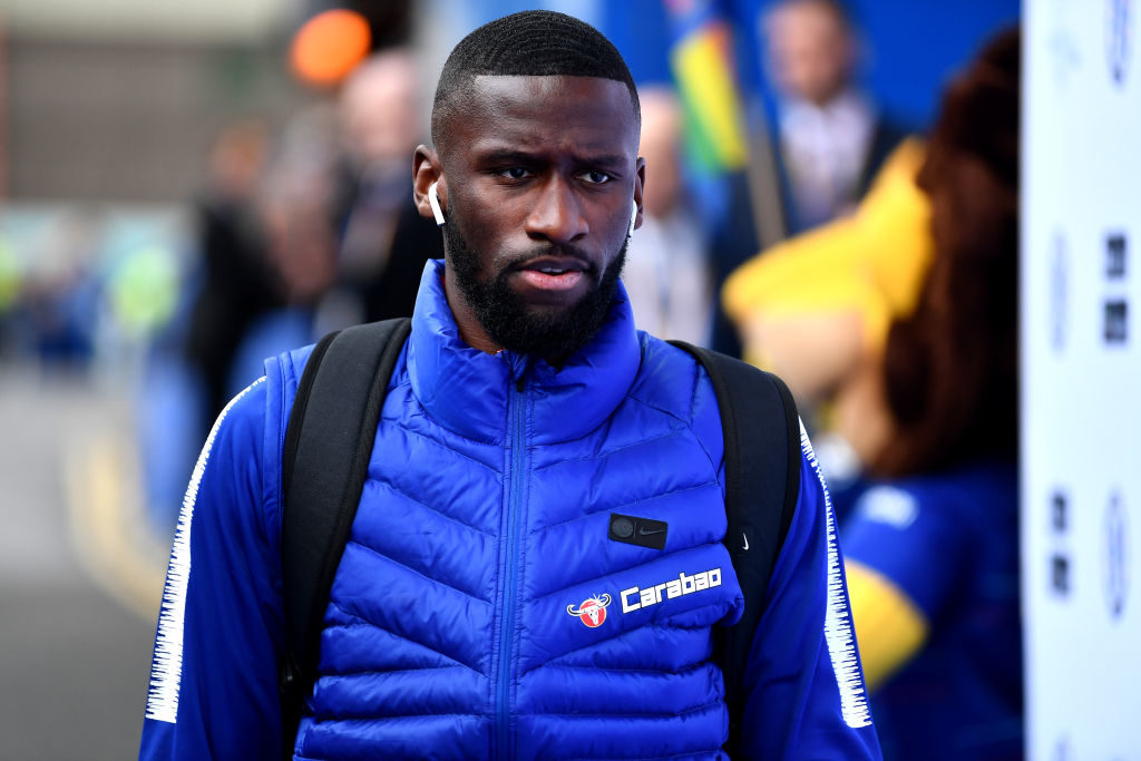 Concern for Chelsea as Antonio Rudiger misses Germany training session