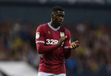 """Man United's Axel Tuanzebe feels """"at home"""" during third loan spell at Aston Villa"""