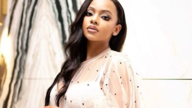 Mihlali Ndamase opens up about her lip filler experience