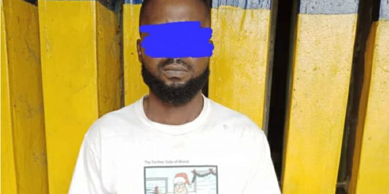 Married man arrested for defiling neighbour's 13-year-old in Lagos