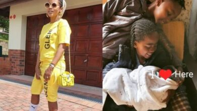 Zandie rules out reconciling with sister, Kelly Khumalo