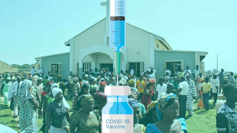 FG to create mass vaccination sites in varsities, churches, others