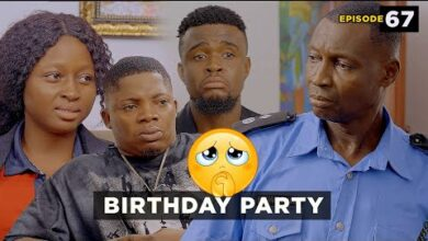 The Biggest Birthday Party - Episode 68 ( Mark Angel TV)