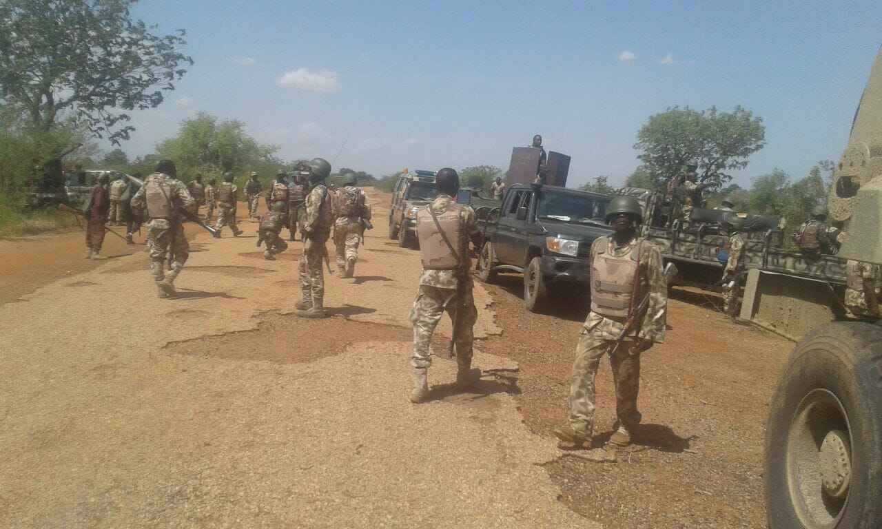 How four soldiers died repelling ISWAP attack on military base in Borno
